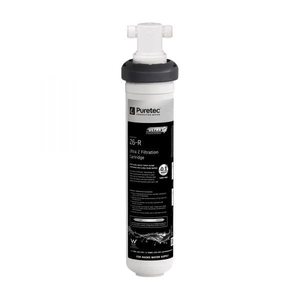 Puretec Inline Water Filter System 0.1 Micron