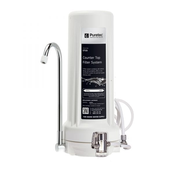 Puretec Counter Top System w/ GC051 Cartridge
