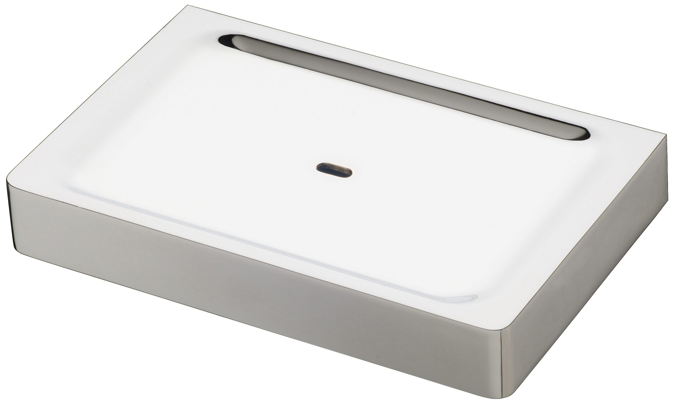 Phoenix Gloss Soap Dish Chrome