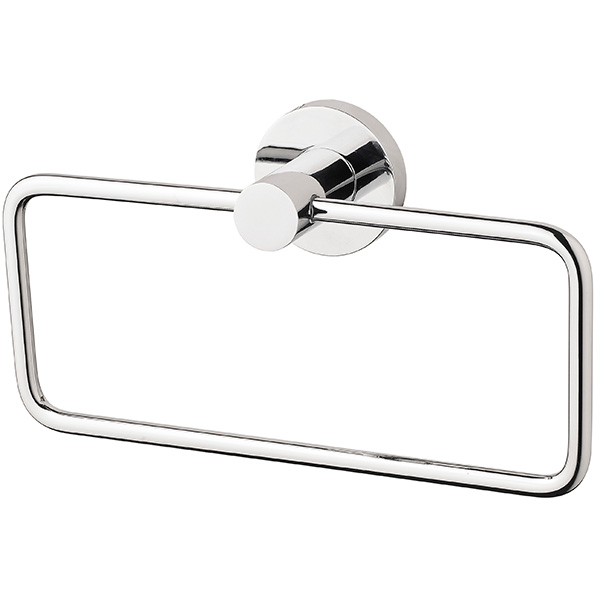 Phoenix Radii Guest Towel Holder Round Chrome