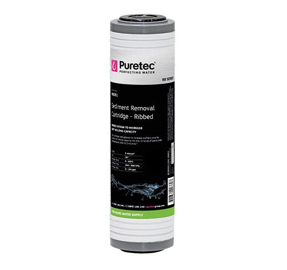 Puretec Sediment Cartridge 5 Micron (Pair)