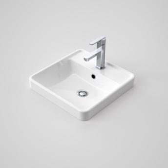 Caroma Carboni Vanity Basin 1th White