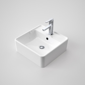 Caroma Carboni Above Counter Basin 1th White
