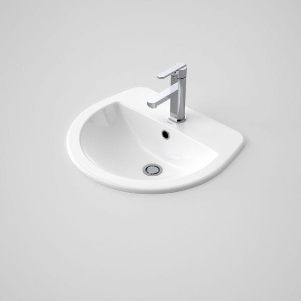 Caroma Cosmo Vanity Basin 1th White