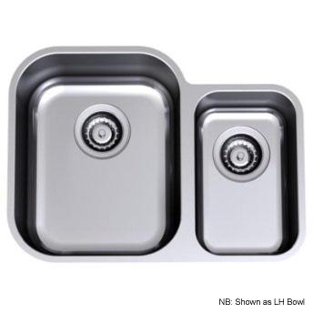 Clark Monaco 1.5 Undermount Sink Right Hand Bowl