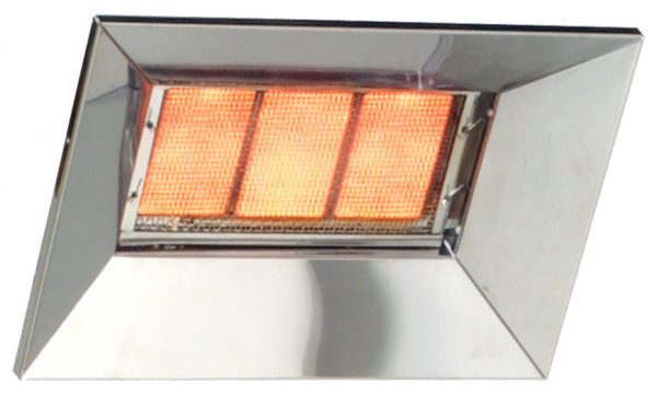 Bromic Radiant Gas Heater Heat-Flo 3 Tile LPG