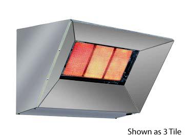 Bromic Surround To Suit Heat-Flo 5 Tile Heater