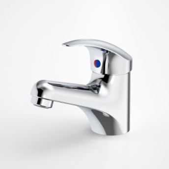 Caroma Acqua Basin Mixer Chrome