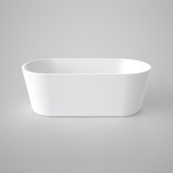 Caroma Aura Freestanding Bath 1600 White Ceramic