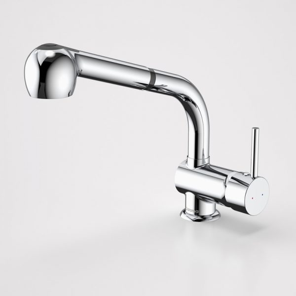 Caroma Cardinal Pull Out Spray Sink Mixer Chrome