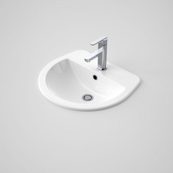 Caroma Cosmo Vanity Basin 1th White