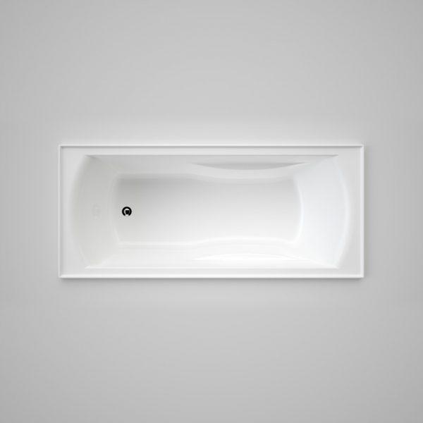 Caroma Maxton Bath 1675 White