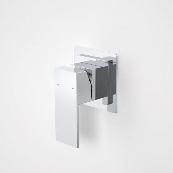 Caroma Quatro Solid Shower/Bath Mixer Chrome