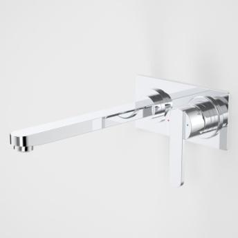 Caroma Saracom Wall Bath Mixer 250mm Chrome
