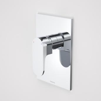Caroma Track Shower/Bath Mixer Chrome