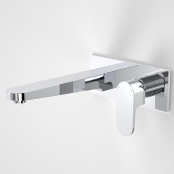 Caroma Track Wall Bath Mixer 250mm Chrome