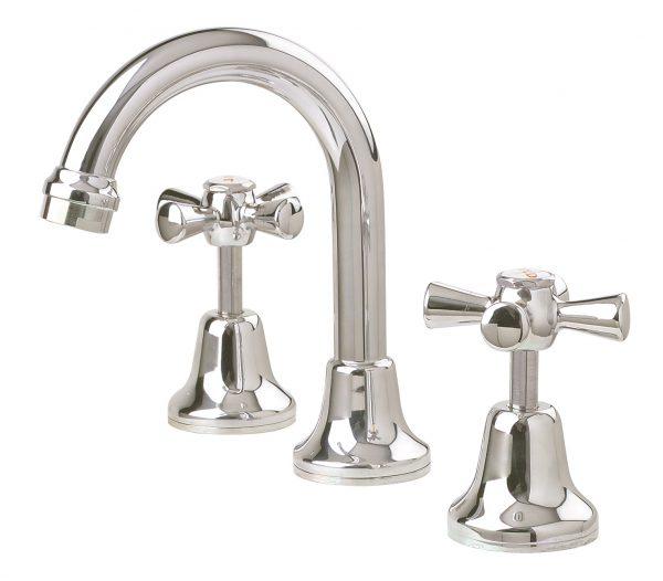 Enhance Basin Set Chrome