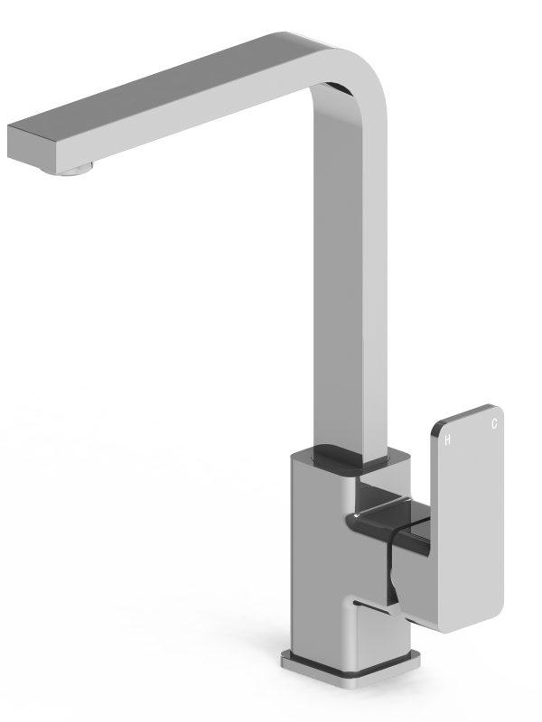 Harmony Rondo Solid Sink Mixer Chrome