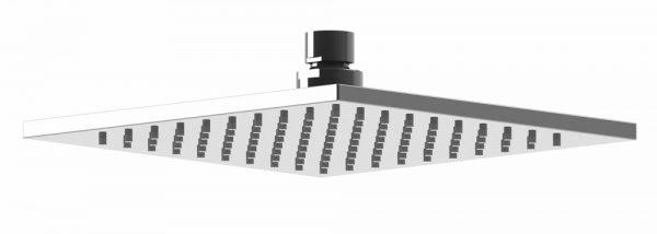 Harmony Rondo Square Shower Head 200mm Chrome