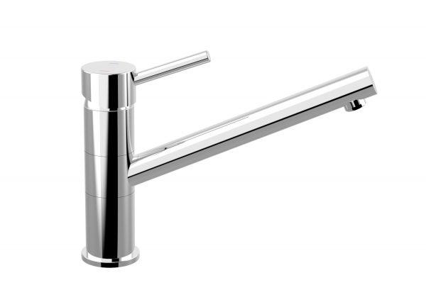 Harmony Senza Upswept Sink Mixer Chrome