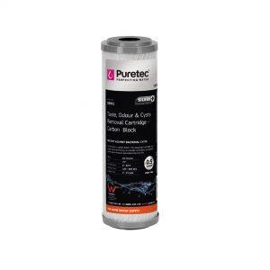 Puretec Carbon Block Cartridge 0.5 Micron 10 CB951