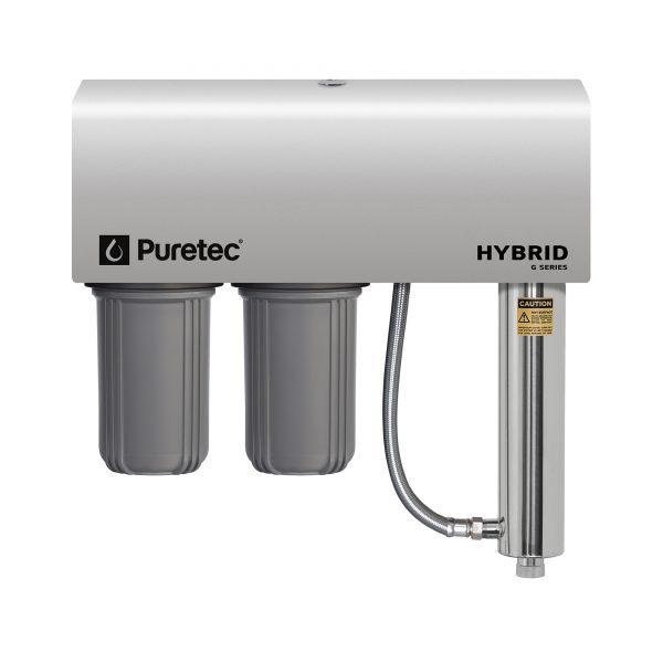 Puretec Hybrid-G6 Dual Stage Ultraviolet Filter System