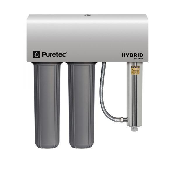 Puretec Hybrid-G7 Dual Stage Ultraviolet Filter System