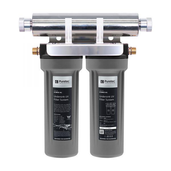 Puretec Hybrid-M1 Dual Stage Ultraviolet Filter System
