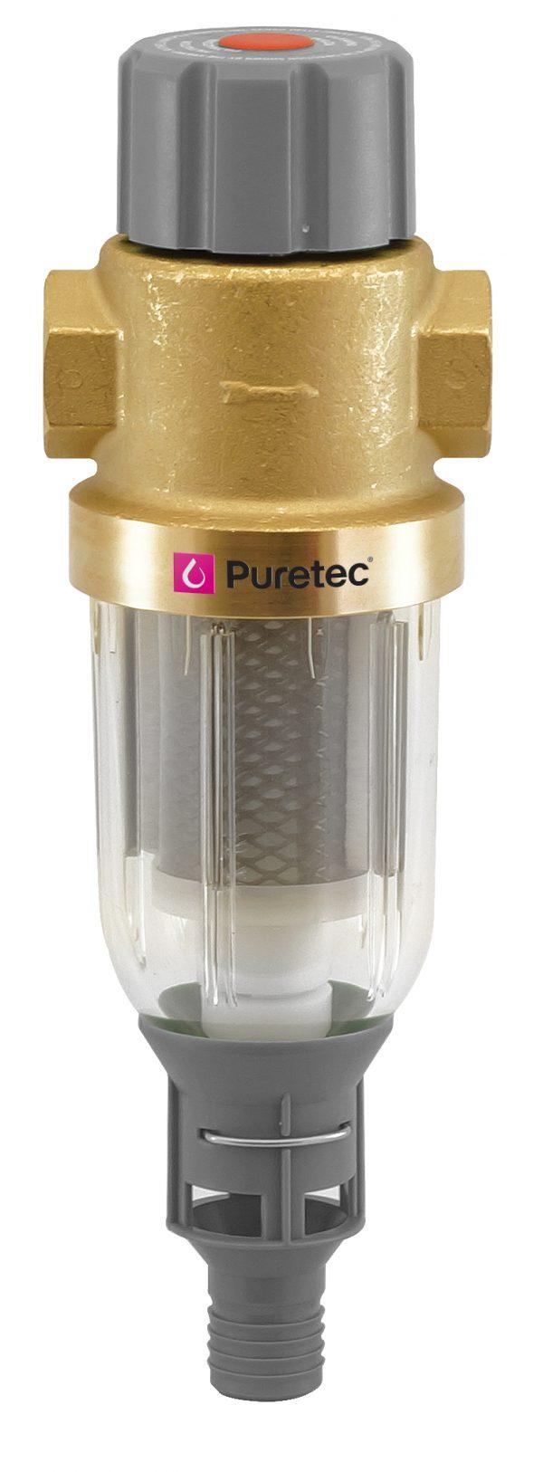 Puretec Manual Backwash Filter