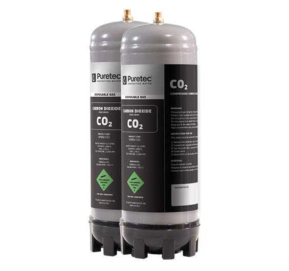 Puretec Replacement CO2 Cartidge To Suit SPARQ S4 (Pair)