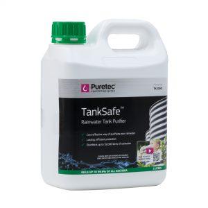Puretec Tanksafe Rainwater Tank Purifier 2L TK2000 Bottle