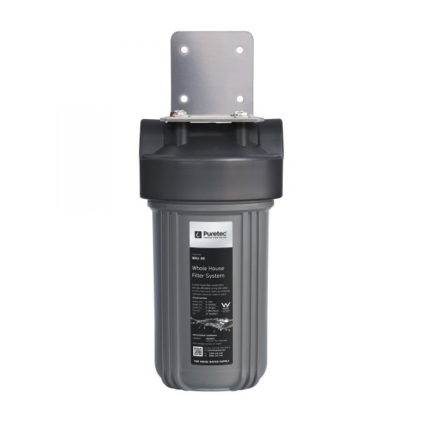 "Puretec Whole House Single Filter System 10"""