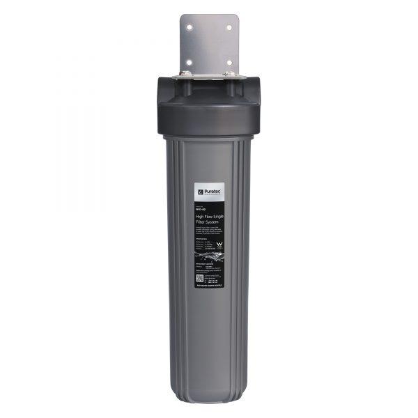 "Puretec Whole House Single Filter System 20"""