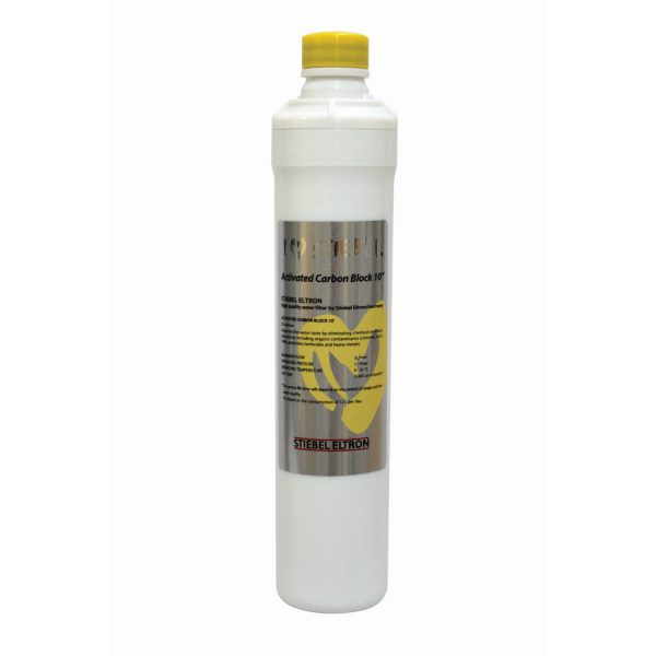 Stiebel Eltron Yellow Activated Carbon Filter Cartridge