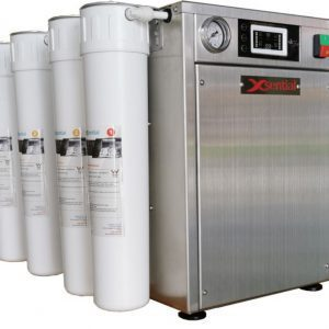 Xsential Quadro Box 2100 Ro Filter System