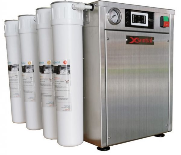 Xsential Quadro-Box 2100 Ro System